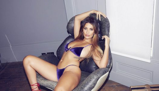 Holly Peers: Velvet Touch